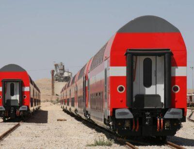 Bombardier to Overhaul 143 TWINDEXX Coaches for Israel Railways