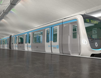 Alstom to Supply On-Board Automatic Train Operation System to Paris Metro