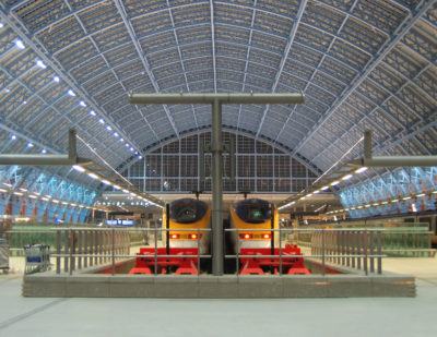 Calls on Government to Protect Eurostar
