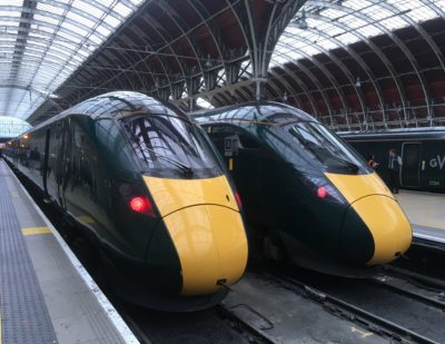 Cracks in Bogies of Hitachi-Built Class 800 Trains Sees Them Withdrawn from Service