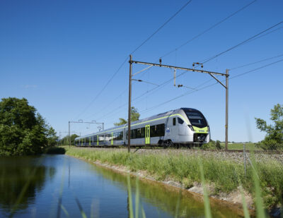 BLS Puts First MIKA Trains into Passenger Service