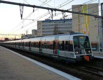 CAF-Bombardier Consortium Chosen as Preferred Bidder for RER B Trains