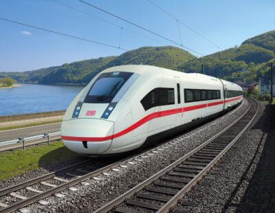 Siemens Mobility to Service Deutsche Bahn's ICE 4 Trains