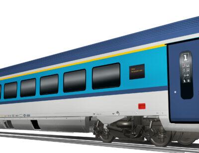 Czech Railways Signs Framework Agreement for 180 Rail Cars