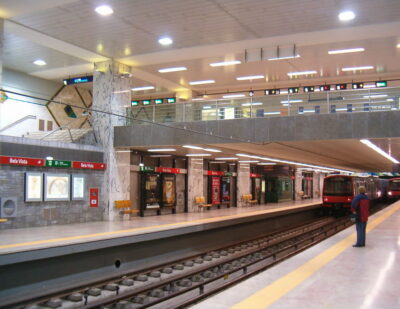 Stadler and Siemens Mobility Consortium Wins Contract to Upgrade Lisbon Metro