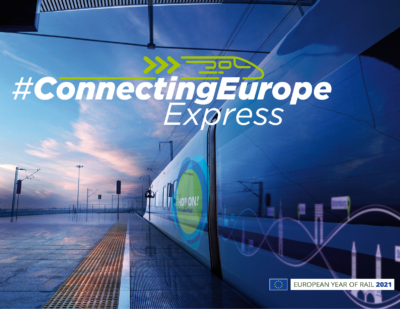 Connecting Europe Express to Visit 26 Countries as Part of the European Year of Rail