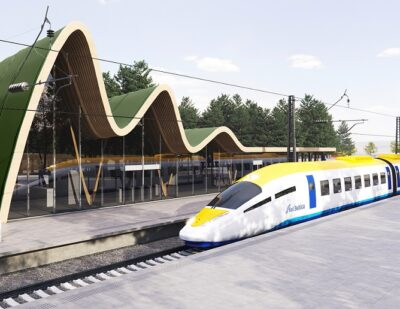 Rail Baltica Opens Public Tender for Cableway Components