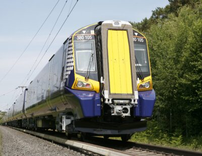 ScotRail Extends Maintenance Contract for Siemens Mobility Class 380 Trains