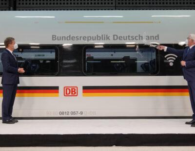 Germany's ICE Train Turns 30