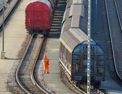 Automatic Marshalling –DB Cargo Launches Germany's First Digital Goods Yard