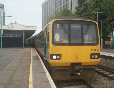 Transport for Wales Says Final Goodbye to Pacer Trains