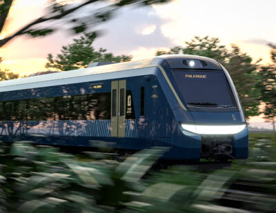 Consortium Led by Alstom to Supply Tren Maya Railway Project