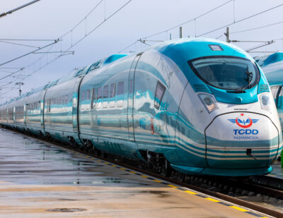 Siemens Completes Delivery of Velaro High-Speed Trains for Turkey