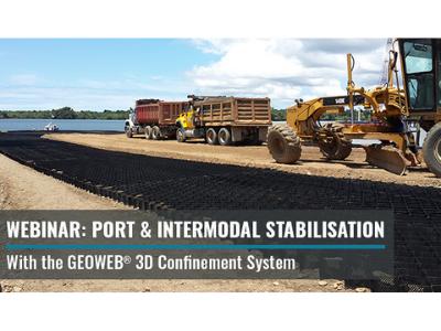 Port & Intermodal Yard Stabilisation Webinar