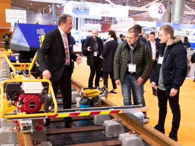 SIFER – 12th International Exhibition of Railway Technology