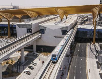 Keolis-MHI Joint Venture Begins Operations of Dubai Metro and Tram Networks