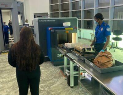 New CT scanner installed at Daytona Beach International Airport