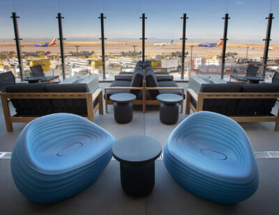 Denver International Completes the First New Gates in Expansion