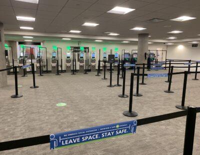 TPA U.S. Customs Welcomes the Return of International Passengers