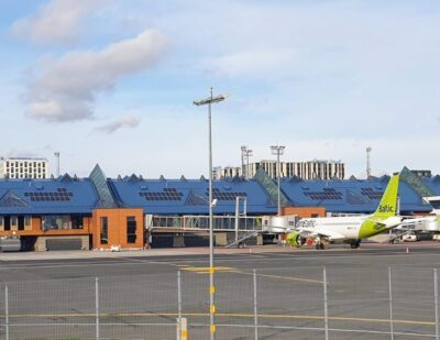 Tallinn Is Moving Towards a Greener Airport