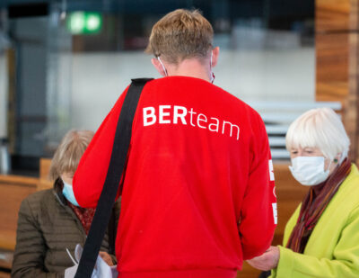 ACI Calls for Airport Workers to BeRecognizedin Vaccination Campaigns