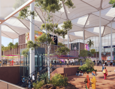 Grimshaw Wins Design Competition for India's Greenest Airport