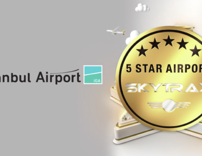 5-Star Ratings for Istanbul Airport from Skytrax