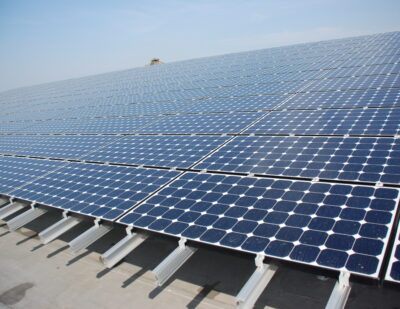 Solar Power Canopy Storage System at JFK Airport Authorized
