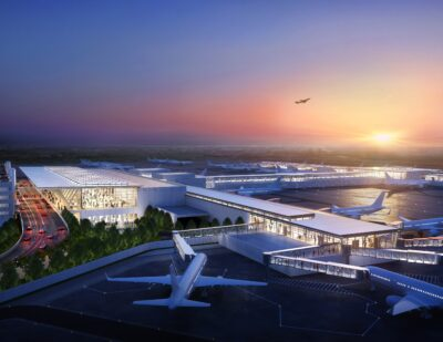 Virtual Concessions 'Meet and Greets' for New Terminal at KCI