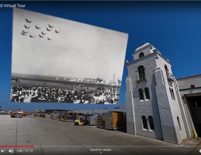 LAX Unveils First-of-Its-Kind 360-Degree Virtual Airfield Tour