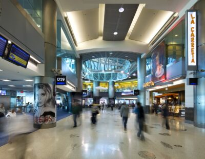 MIA Voted Best Airport for Shopping and Layovers