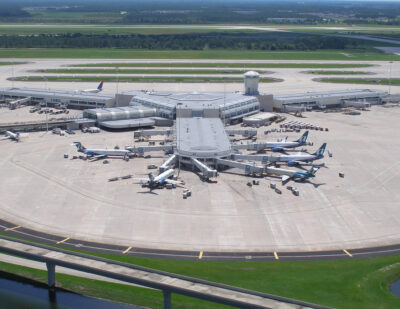 Orlando International Airport to Offer on-Site COVID-19 Testing