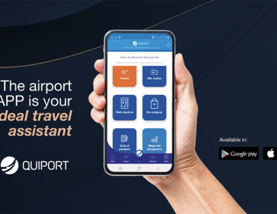 Quito Airport Presents New Smartphone App