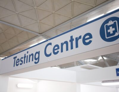 London Stansted Unveils New Testing Facility