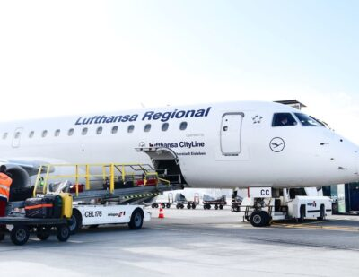 Swissport Wins Contract with Airlines of the Lufthansa Group