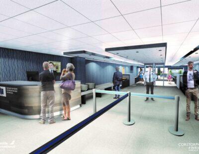 Teesside Airport's £3million Security Overhaul under Way