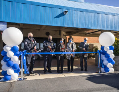U.S. Customs and Border Protection Celebrates New Facility at Tucson