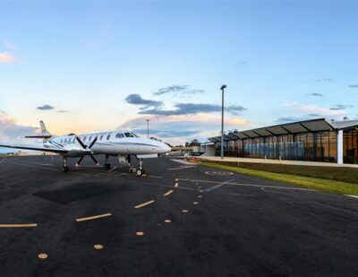 Armidale Airport Apron Expansion Reaches Next Stage of Works