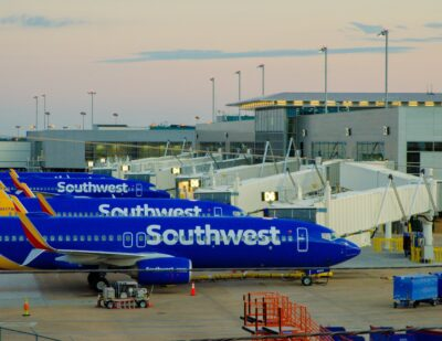 BNA's New Concourse D Awarded LEED Silver Certification