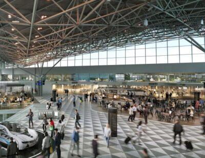 Finavia Starts Renovation of Terminal 2 at Helsinki Airport
