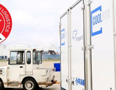 Fraport AG Receives CEIV Pharma Recertification