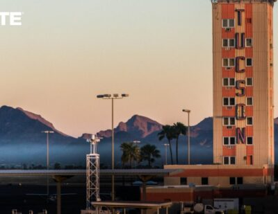Granite Awarded CMAR Contract by Tucson International Airport