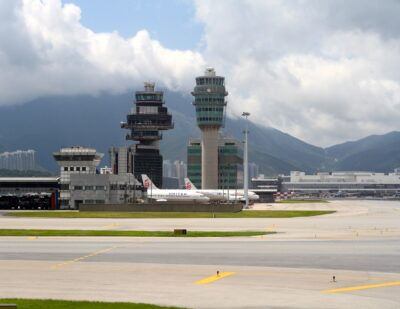 Nokia Shanghai Bell to Deploy Next-Generation Network at HKIA