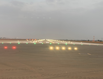 BLR Airport's South Runway Upgraded to CAT IIIB