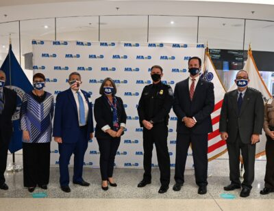 MIA First in Florida to Join DHS Campaign against Human Trafficking
