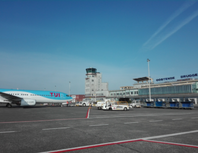 Ostend-Bruges Airport Cargo Results More Than Doubled in 2020