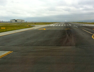 SFO Continues to Accelerate Runway Improvement Projects