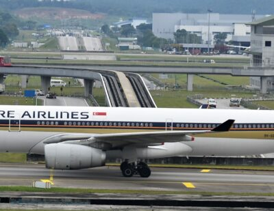 Singapore Airlines Starts Trials on Digital Health Verification