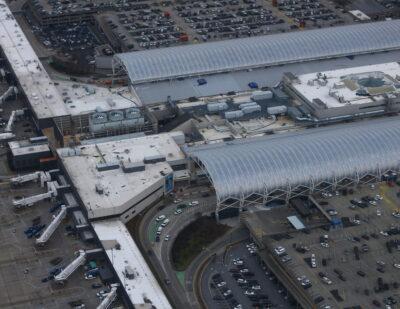 Skanska Builds Atlanta Airport Concourse T-North Extension