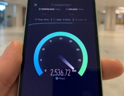 TPA Welcomes 5G and Enhanced 4G Service
